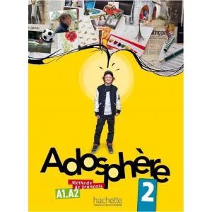 Adosphere 2. Podręcznik + CD