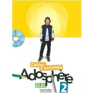 Adosphere 2. Ćwiczenia + CD-Rom