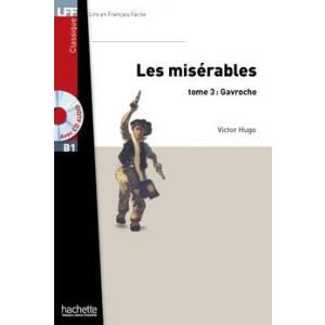 LFF Les Miserables t.3: Gavroche + CD (B1)