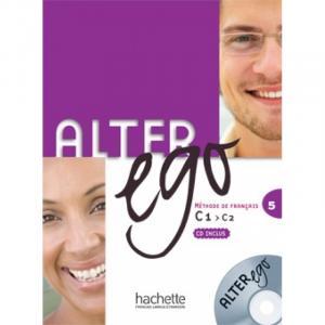 Alter Ego 5. Podręcznik + CD