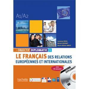 Objectif Diplomatie 1.  Podręcznik + CD