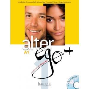 Alter Ego+ 1. Podręcznik + CD