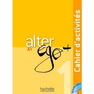 Alter Ego+ 1. Ćwiczenia + CD