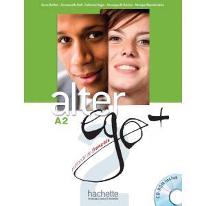 Alter Ego+ 2. Podręcznik + CD