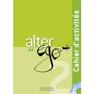 Alter Ego+ 2. Ćwiczenia + CD