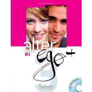 Alter Ego+ 3 podręcznik +CD-Rom