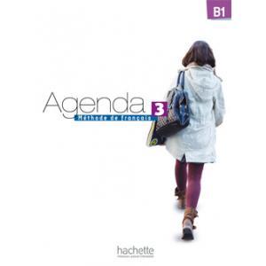 Agenda 3 podręcznik +DVD-Rom