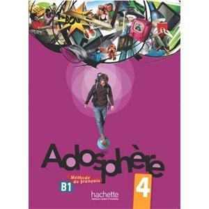 Adosphere 4. Podręcznik + CD