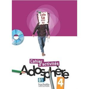Adosphere 4. Ćwiczenia + CD-Rom