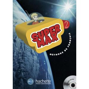 Super Max 2. Podręcznik + CD