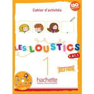 Les Loustics 1. Ćwiczenia + CD