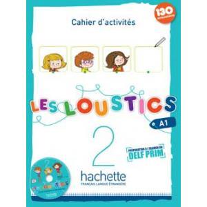 Les Loustics 2. Ćwiczenia + CD