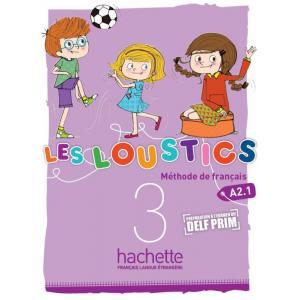 Les Loustics 3. Podręcznik