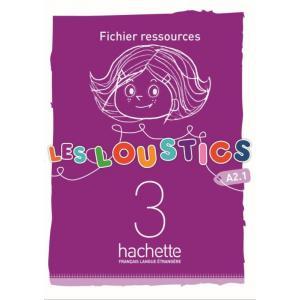 Les Loustics 3. Karty Pracy
