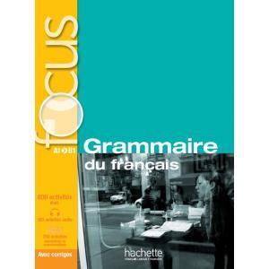 FOCUS. Grammaire du Francais + CD