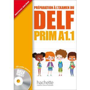 DELF Prim A1.1 + MP3