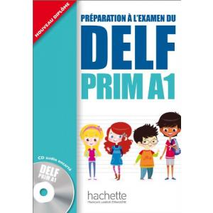 DELF Prim A1 + MP3