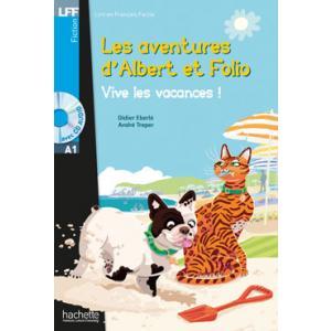 LFF Albert et Folio: Vive les vacances! +CD (A1)