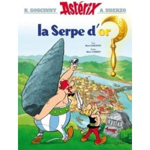 LF Asterix La Serpe d'or /komiks/