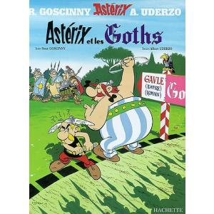 LF Asterix et les Goths /komiks/