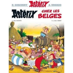 LF Asterix ches les Belges /komiks/