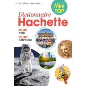 Mini Top Dictionnaire Hachette Français - Collectif