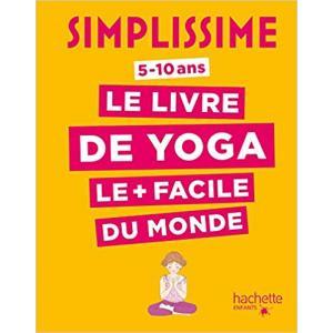 Simplissime Livre de Yoga le facile di monde 5-10 ans