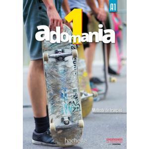 Adomania 1 podręcznik +CD-Rom