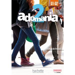 Adomania 2 podręcznik +CD-Rom