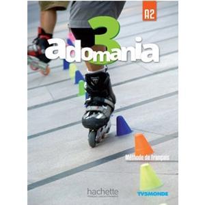 Adomania 3. Podręcznik + CD-ROM