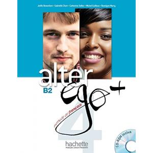 Alter Ego+ 4 podręcznik +CD-Rom