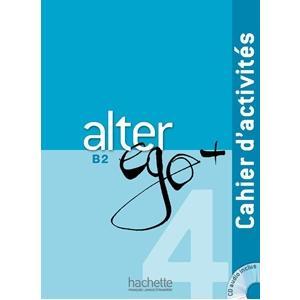 Alter Ego+ 4. Ćwiczenia + CD