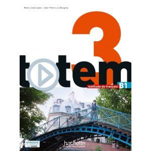 Totem 3 podręcznik +DVD-Rom