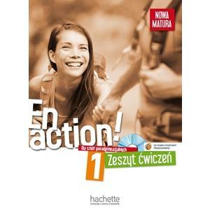 En Action 1. Ćwiczenia + CD