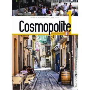 Cosmopolite 1. Podręcznik + DVD + Parcours Digital