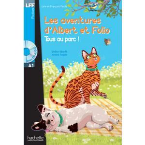 Les Aventures d'Albert et Folio. Tous au Parc ! . Poziom A1