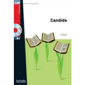 LFF Voltaire: Candide +CD mp3 (B1)