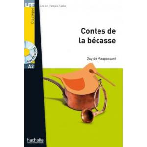 LFF Les contes de la Becasse +CD mp3 (A2)