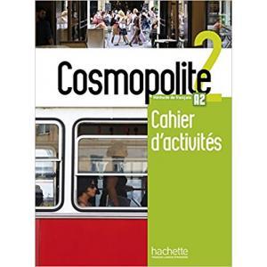 Cosmopolite 2. Ćwiczenia + CD