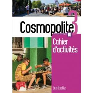 Cosmopolite 3. Ćwiczenia + CD