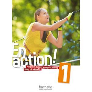 En Action 1. Podręcznik Wieloletni + Audio Online