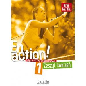 En Action 1. Ćwiczenia + Audio Online