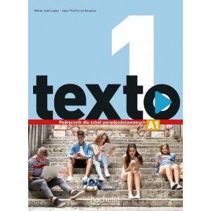 Texto 1. Podręcznik + Audio Online