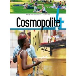 Cosmopolite 4 podręcznik +DVD-Rom