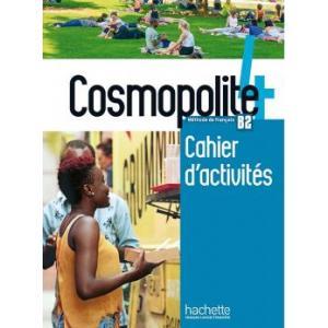 Cosmopolite 4. Ćwiczenia + CD