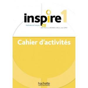 Inspire 1. Ćwiczenia + audio online