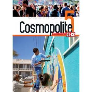 Cosmopolite 5. Podręcznik + DVD