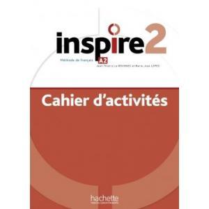 Inspire 2. Ćwiczenia + audio online