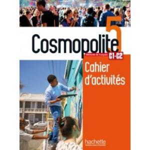 Cosmopolite 5. Ćwiczenia + Audio online