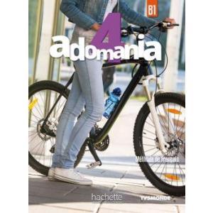 Adomania 4. Podręcznik + CD-ROM